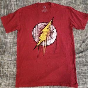 DC comics Flash Logo Shirt